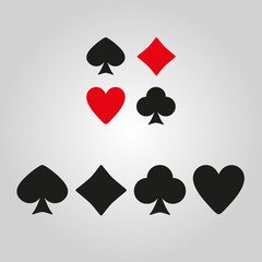 The Playing Card Suit icon