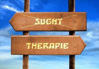 Strassenschild 29 - Therapie