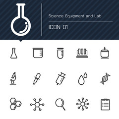 Icon Science Equipment and Lab