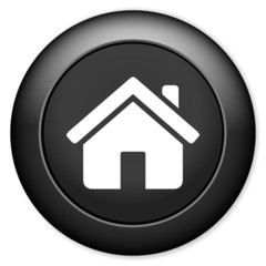 Home sign icon. Main page symbol
