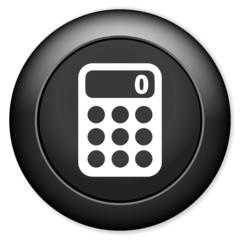 Calculator sign icon.