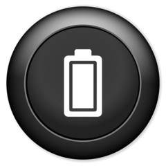 Battery fully charged icon.