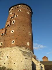 Krakow, Poland, Wavel castle