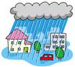 大雨 - 76091392