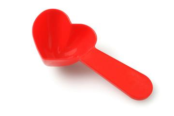 Heart Shape Milk Powder Spoon