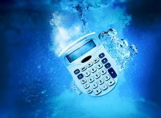 sinking calculator