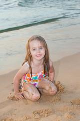 Beach for smile children's