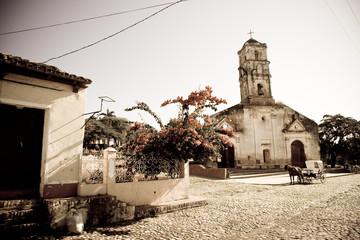 Saint Anne church, Trinidad, Cuba