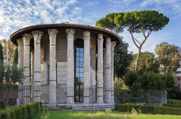 Temple of Hercules Victor, Rome