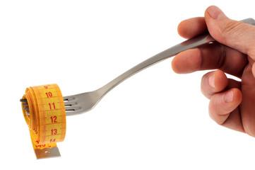 Repas diététique