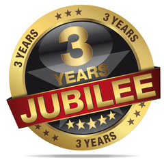 3 Years Jubilee