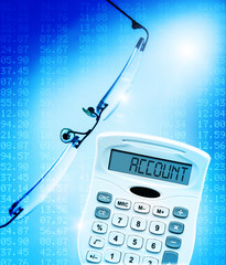 account finances
