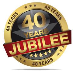 40, Years Jubilee