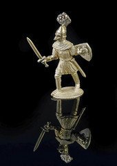 Medieval knight - Tin Soldier