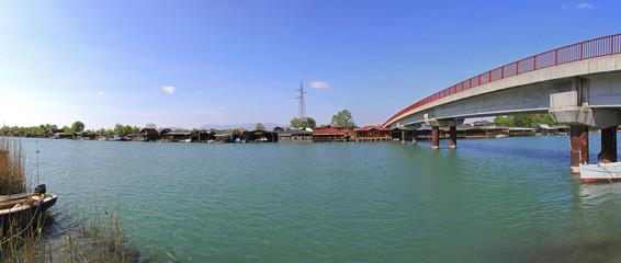 Bojana River Bridge