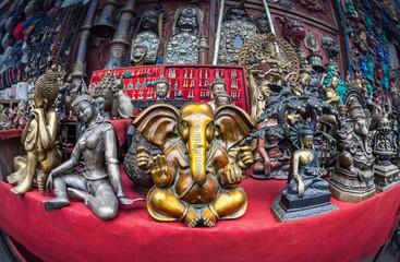 Ganesh in souvenir shop