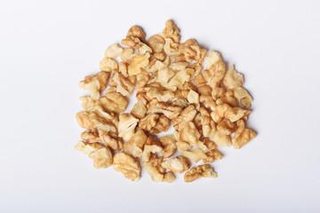 Fistful of Nut Kernels