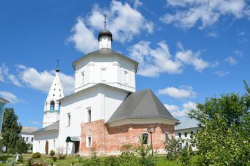 Собор Рождества Пресвятой Богородицы.  Бобренев монастырь