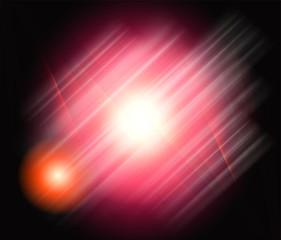 Abstarct light