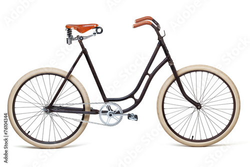 Aluminium Retro Vintage bicycle