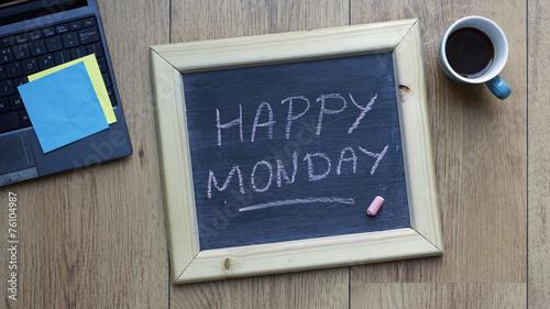Happy monday - 76104987