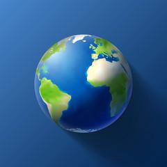 Terre vectorielle 2