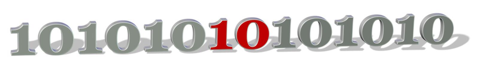 10 sayısı