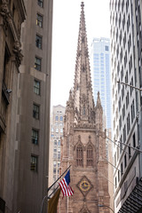 Trinity Church Manhattan New York City