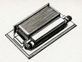 dynamo Dynamo, invented by Werner von Siemens in 1866.