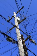 Potaux électriques de San Francisco