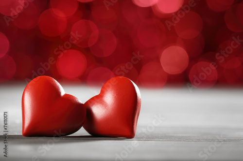 Valentines heart for love