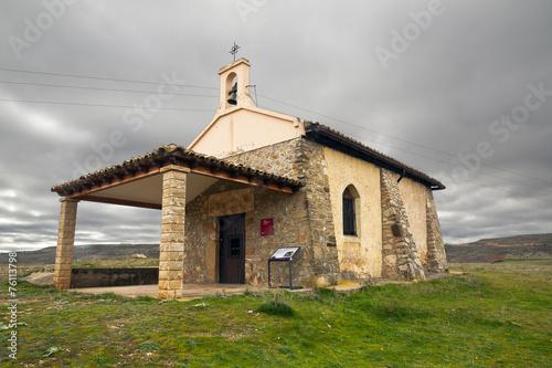 Ermita de Santa Lucia en Molina de Aragón - 76113798