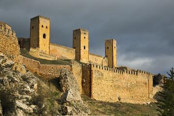 Ruinas del Castillo de Molina de Aragón
