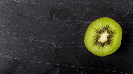 Kiwi Aufgeschnitten