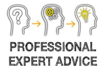 Professional Expert Advice