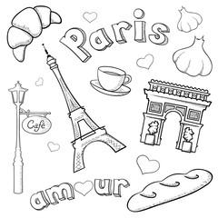 Sketchy Paris