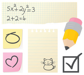 Pencil Scribbles