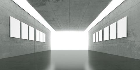 Galerie, Ausstellung, Museum, Bilder, Innenraum