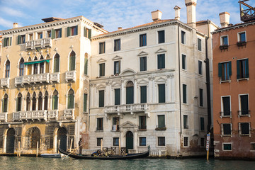 Houses, Venice, Italy
