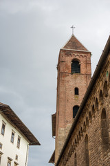 Campanile Chiesa di San Sisto in Cortevecchia, Pisa