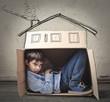 A cozy house