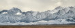 canvas print picture - Sierra Nevada