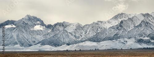 canvas print picture Sierra Nevada