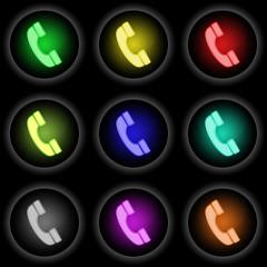 Button_Glow_TELEFON_01 (black)