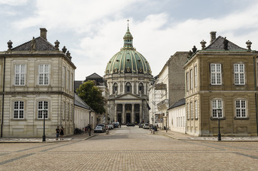 Royal palace, Copenhagen