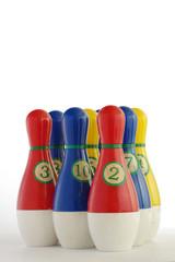 plastic skittles  toy