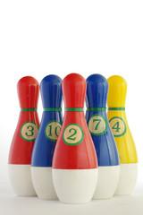 plastic skittles  toy 2