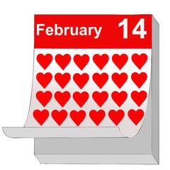 14 febbraio, San Valentino, il giorno dell'amore