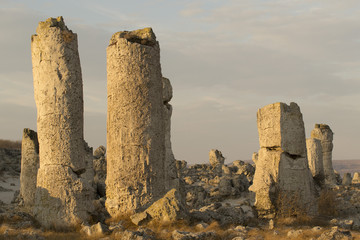 Standing Stones natural phenomenon
