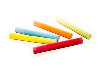 farbige Kreiden